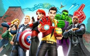 MARVEL Avengers Academy gratis para Android